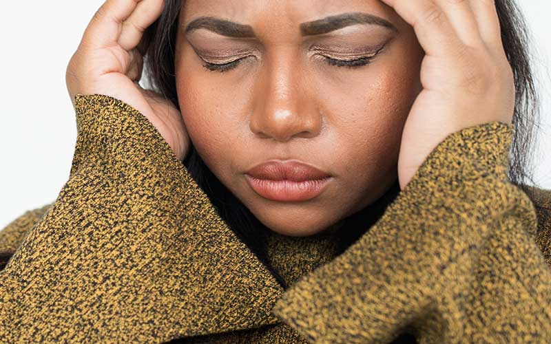 ways stress affects your body