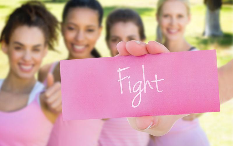breast cancer signs and symptoms in females