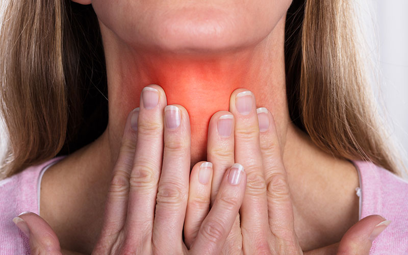 thyroid disease symptoms and signs