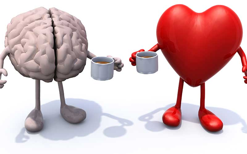 how caffeine affects the brain and body