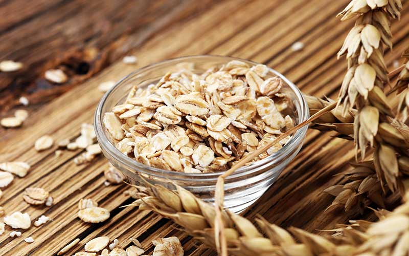 oats-and-grains-low-sodium-food